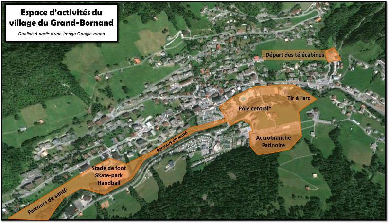 La station du grand bornand - Piscine le grand bornand ...