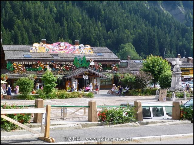 La station du grand bornand - Office du tourisme le grand bornand village ...